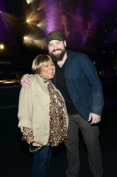 Zac and Mavis Staples - Photo by Araya Diaz